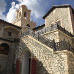 Het Kykkos klooster in Cyprus