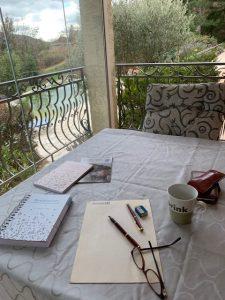 Ciao Sicilia is uit en nu aan de arbeid met de planning