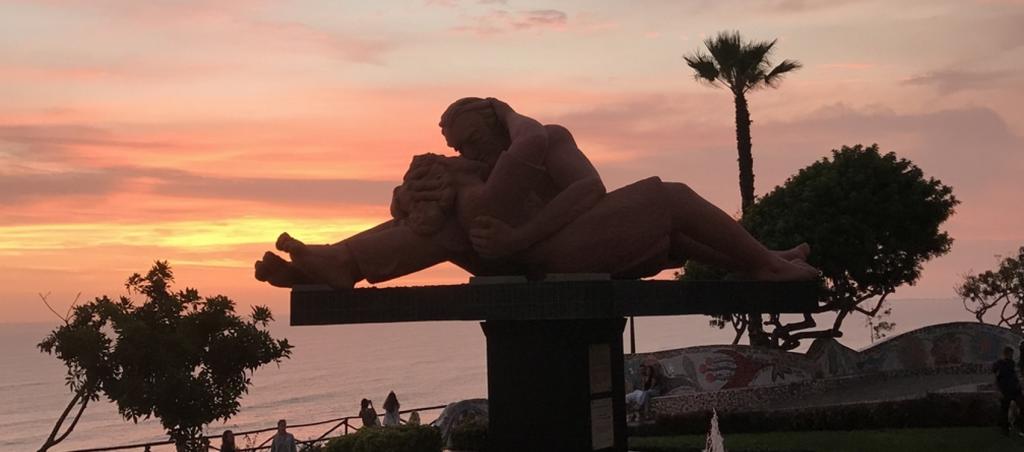 Parque del amore - love parc - Lima